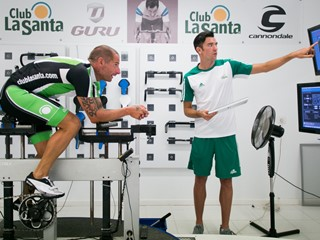 Guru Bikefit and sports holidays at Club La Santa