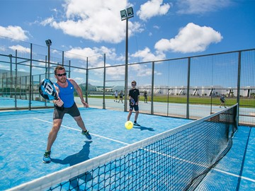 Padel tennis and tennis holiday at Club La Santa, Lanzarote
