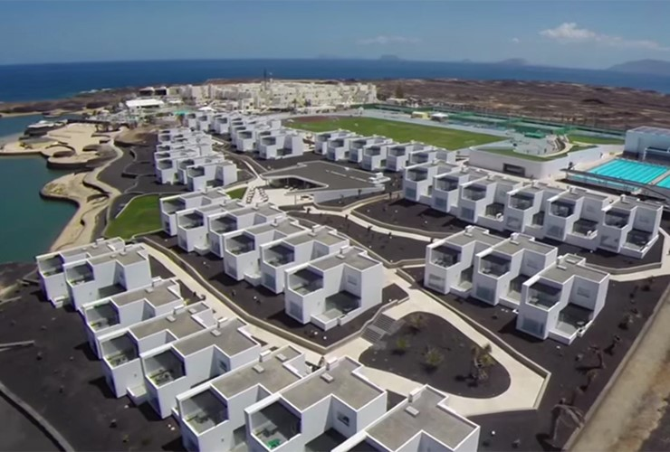 overview of the new suites of club la santa