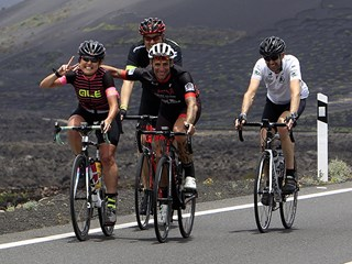 MTB and cycling holidays at Club La Santa, Lanzarote